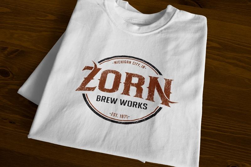Northwest Indiana Brewery Logo Design