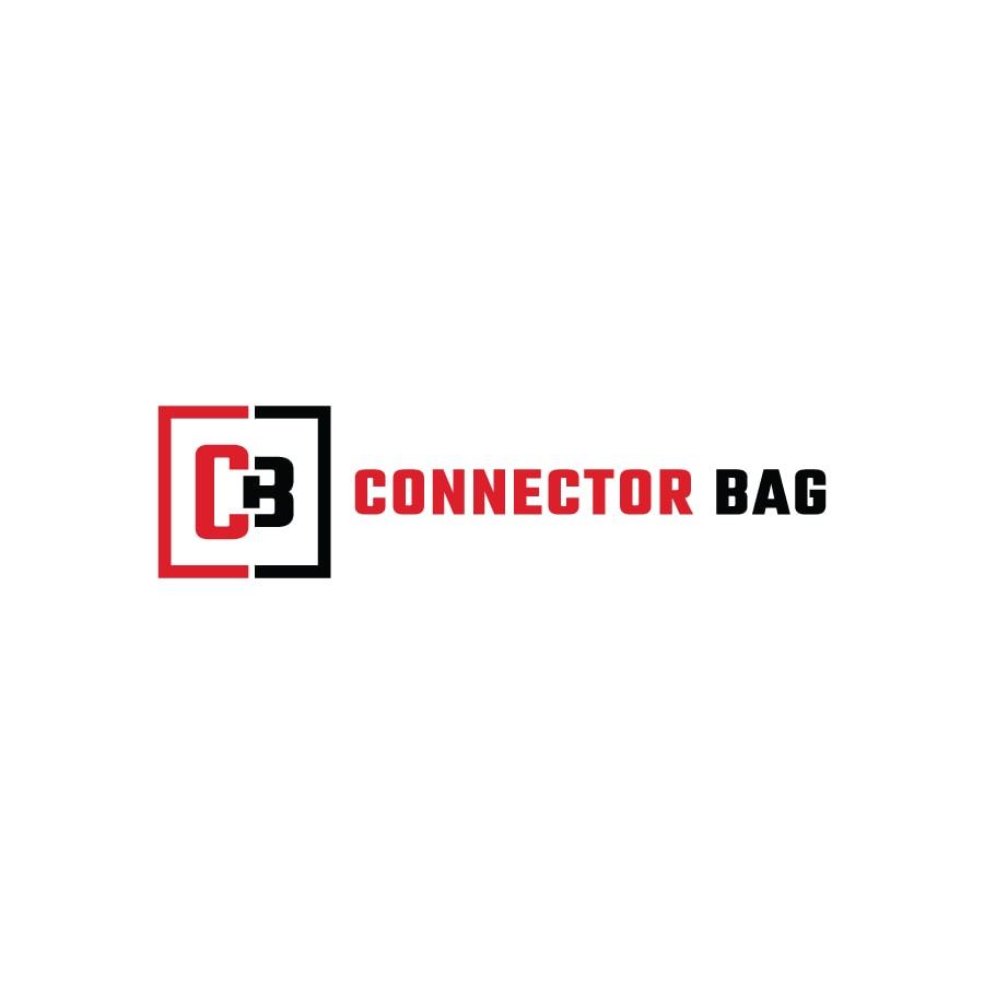 Building industry monogram logo design for Connector Bag