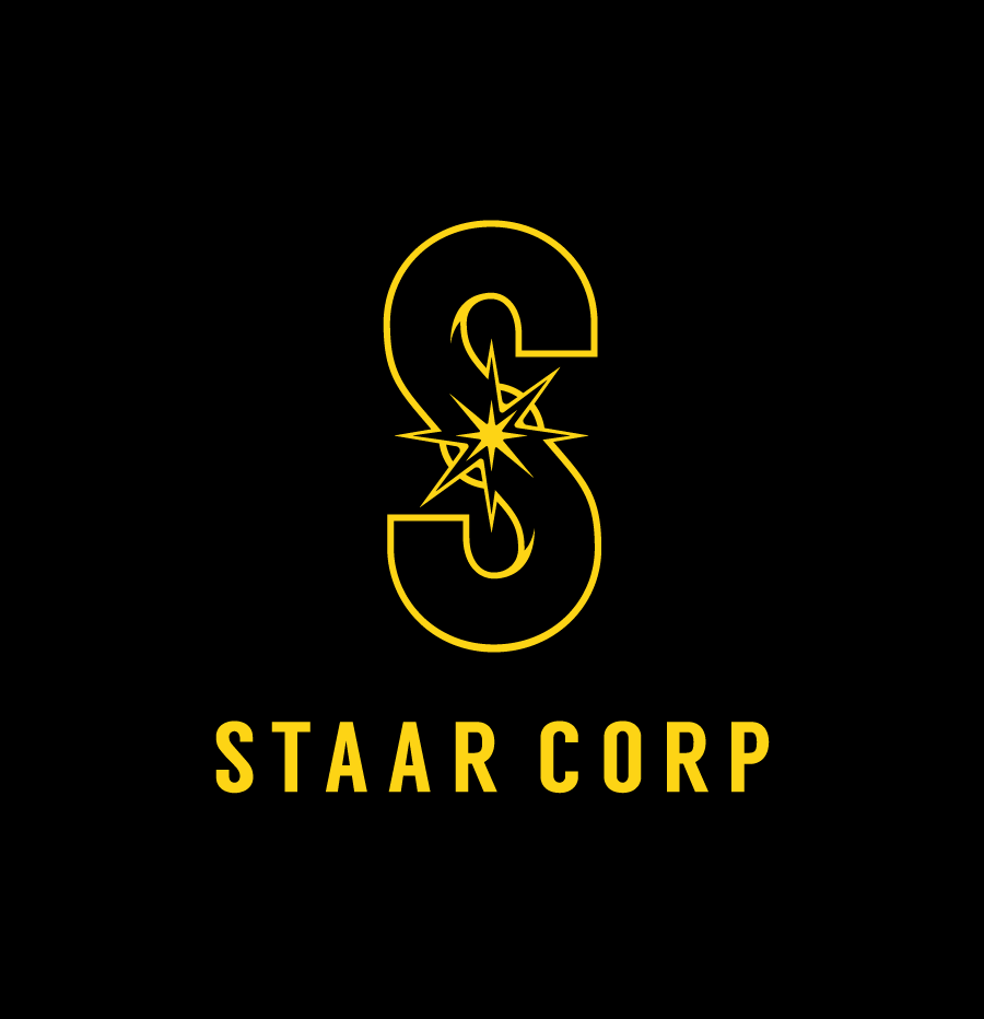 Fiber Optic cable logo design for Starr Corp in Chicago, Illinois