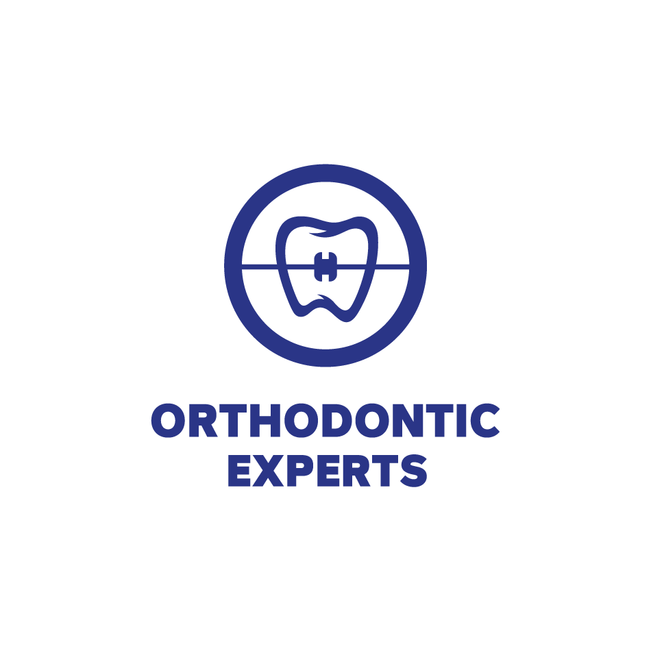 Tooth logo design for Orthodontic Experts in Chicago Illinois