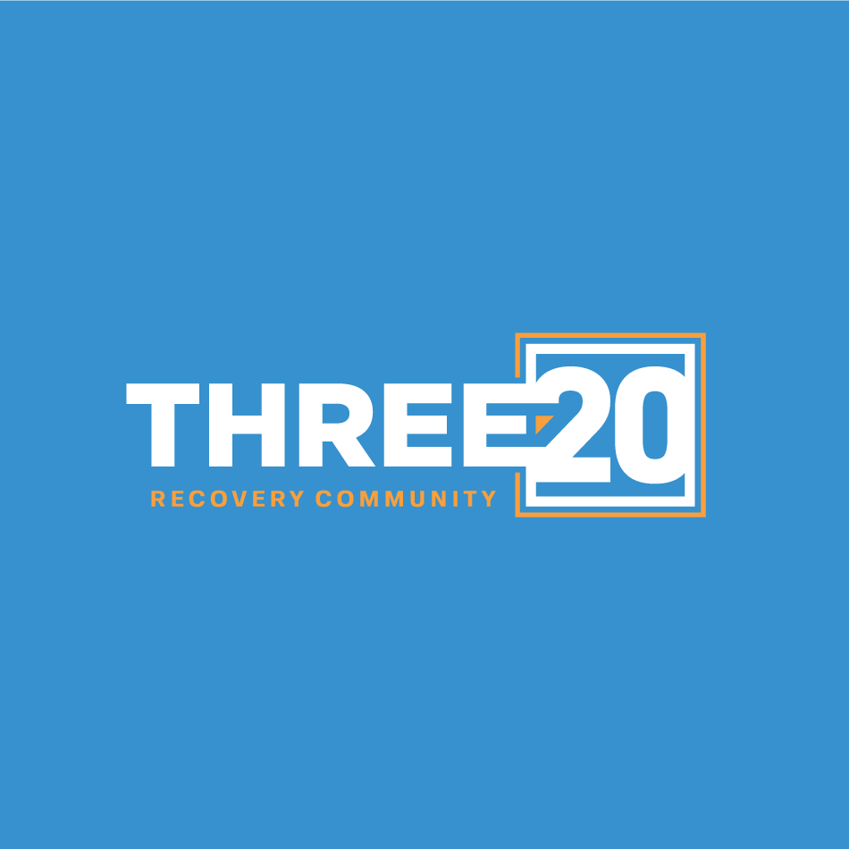 Logo design for Three20 Recovery Center in Chesterton, Indiana