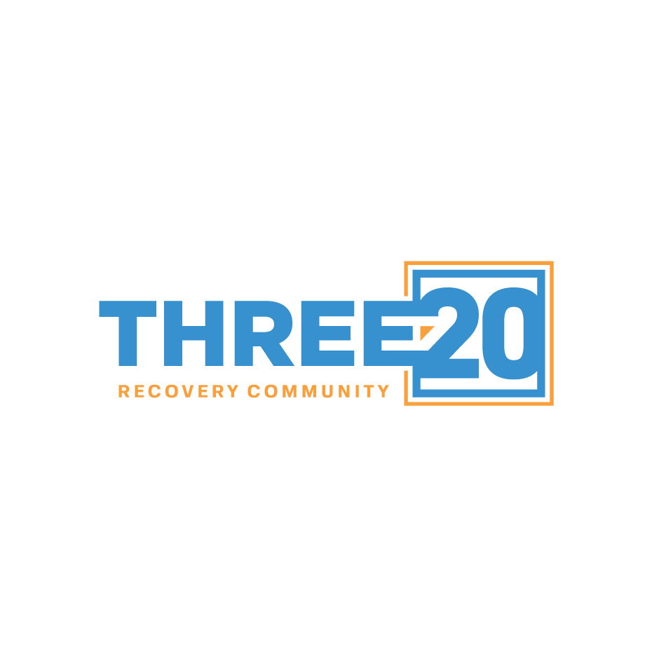 Wordmark logo design for Three20 Recovery Center in Chesterton, Indiana