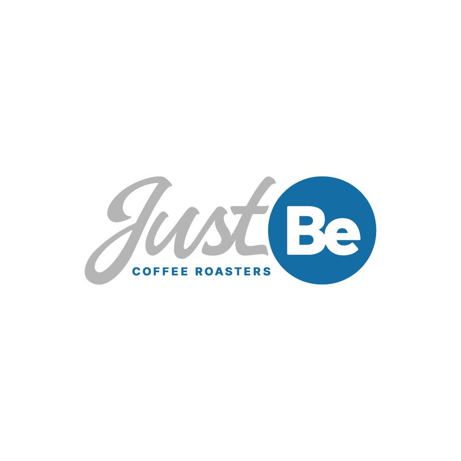 Just Be Coffee Roasters Wordmark Logo
