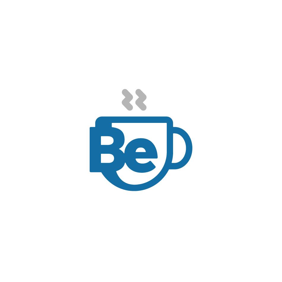 Just Be Coffee Roasters Monogram Logo